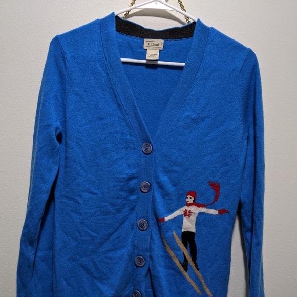 L.L. Bean Sweaters - Cashmere cardigan